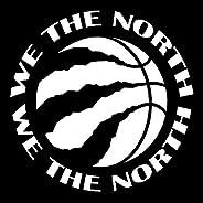 MTech - We The North Toronto Raptors NBA Basketball Beautiful Decal Sticker