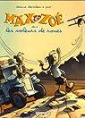 Max & Zoé dans les voleurs de roues par Davodeau