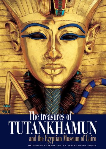 Download The Treasures of Tutankhamun: And of the Egyptian Museum of Cairo ebook