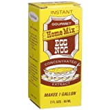Home Mix Egg Nog Concentrated Extract, 2-Ounce Boxes (Pack of 3)