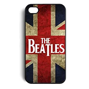 The Beatles Band Hard Snap on Case Cover for Apple Iphone 4 Iphone 4s Cellphone Case