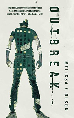Outbreak A Nightshades Novel By Olson Melissa F