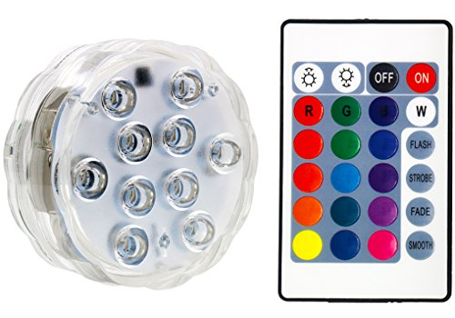 led light with remot - 3