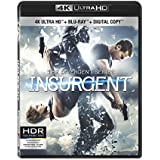 The Divergent Series: Insurgent [4K + Blu-ray + Digital Copy]