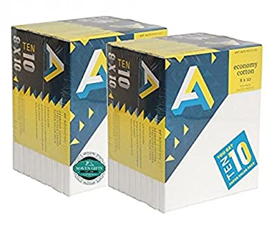 AA Economy Super Value Canvas 8X10