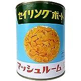 石光商事 マッシュルーム P&S 2号缶 850g×12個