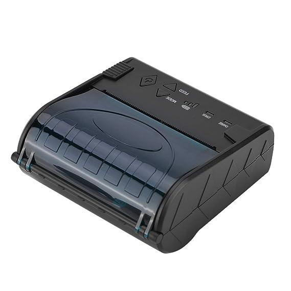 Amazon.com: ASHATA - Impresora térmica portátil de 3.150 in ...