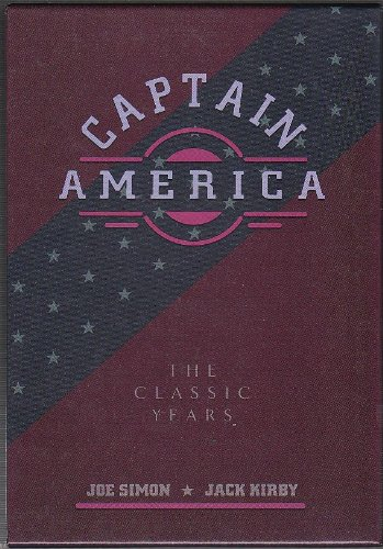 Captain America the Classic Years 1-2 (Boxed Set)