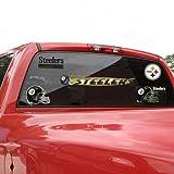"Pittsburgh Steelers 11"" x 17"" Jumbo Ultra Decal Set"