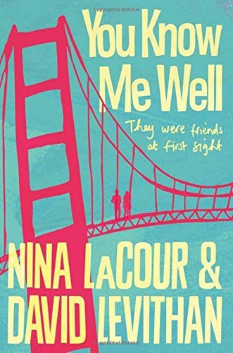 You Know Me Well By David, LaCour, Nina