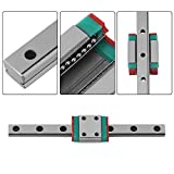 100mm Linear Rail Guide Portable High Precision