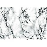 "d-c-fix Decorative Self-Adhesive Film, Marble White, 26"" x 78"" Roll, 346-8031"