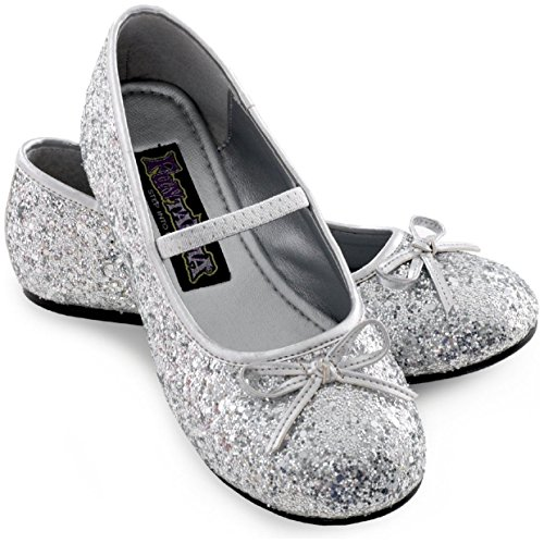 Sparkle Ballerina Child Shoes  - X-Large