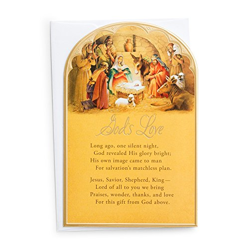 Christmas Boxed Cards - God's Love Christian Christmas Cards