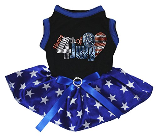 4th of july dog dress - 3