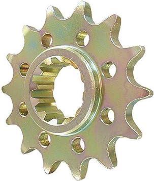15-18 YAMAHA YZF-R1 Silver Vortex Front Steel Sprocket 525 // 17T