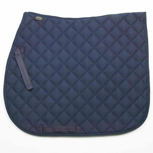 choose from sizes small or large and a 100/% cotton with diamond quilting William Hunter Equestrian Elico Quilted Numnah