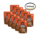 PACK OF 10 - Bear Naked Chocolate Elation 100% Natural Granola Cereal, 12 oz