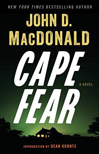 Cape Fear A Novel [MacDonald, John D.] (Tapa Blanda)
