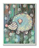 The Kids Room by Stupell Distressed Woodland Porcupine Rectangle Wall Plaque Review