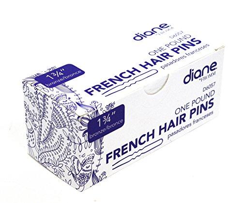 Diane French Hair Pins, Bronze, 1 3/4 Inch, 1 Pound from Diane