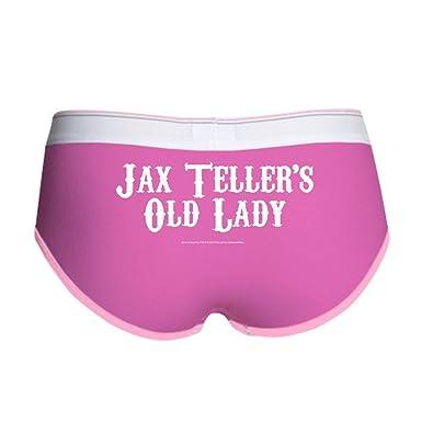 43de86cc6b78 CafePress - SOA Old Lady - Women's Boy Brief, Boyshort Panty Underwear with  Novelty Design
