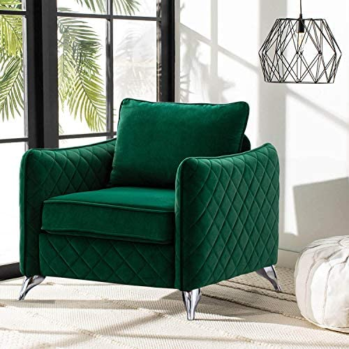 Altrobene Modern Accent Chair
