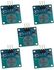Baosity 5pcs TTP223B Digital Touch Sensor Capacitive Touch Switch Module for Arduino