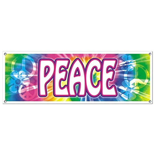 Peace Banner Party Accessory count