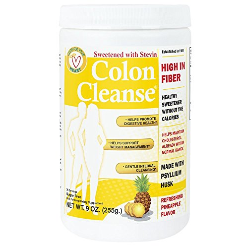 Cleanse Stevia Health Supplement Pineapple product image