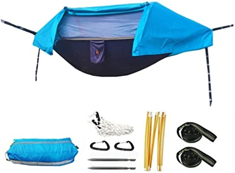 KISlink Hamac de Camping en Plein air avec moustiquaire ...