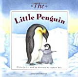 Front cover for the book The Little Penguin by A.J. Wood