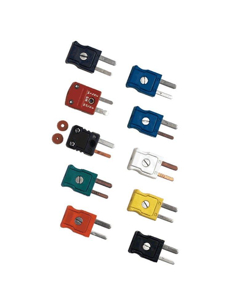 Fluke 700TC2 7 Piece Thermocouple Mini Plug Kit Fluke Corporation FLUKE-700TC2