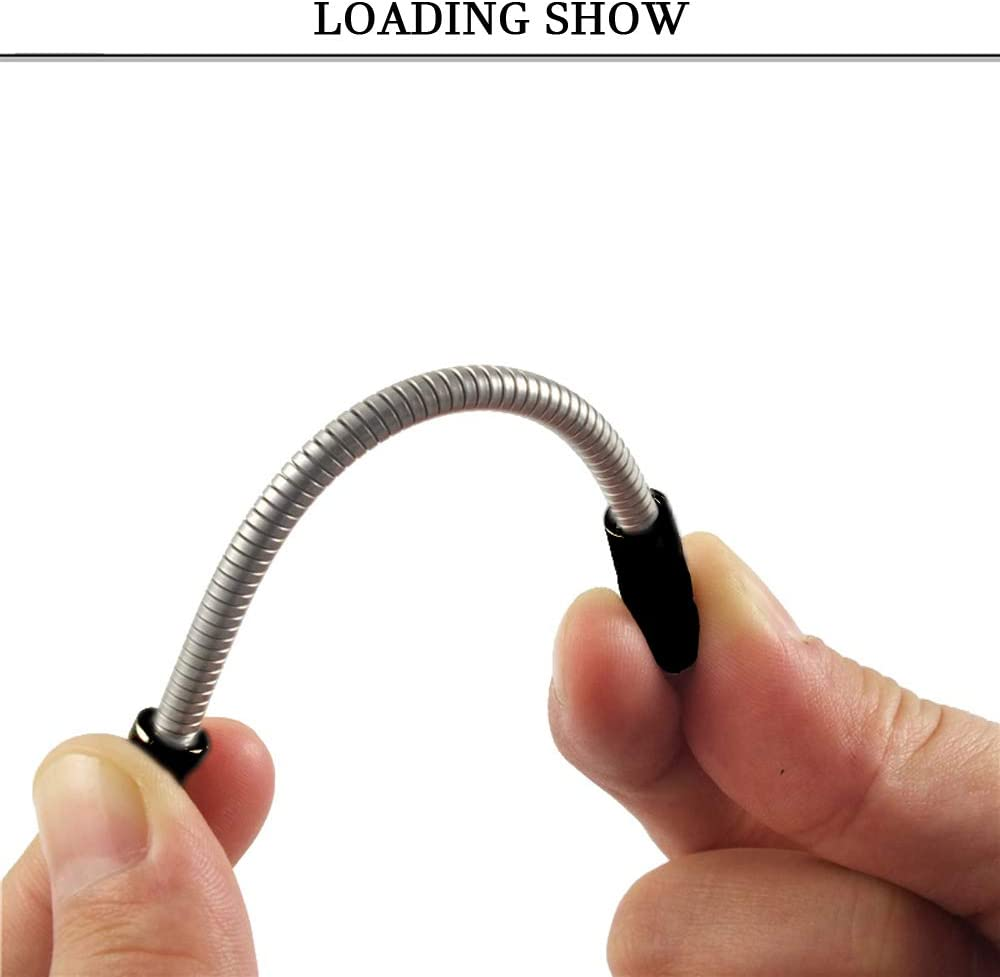 V Brake Cable Noodle Guide With Flexible Tube Universal Fit Folding Bike Bicycle