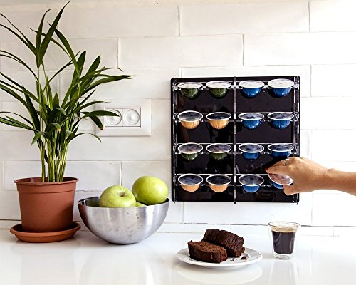 nespresso wall mount - 1