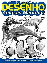 Guia Curso de Desenho: Animais Marinhos