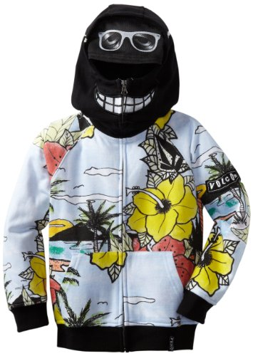 Volcom Full Zip Sweatshirt - 9