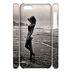 diy phone caseCustom Sexy slim body Case for iphone 5/5s with Beach sexy beautiful young girl yxuan_8974526 at xuanzdiy phone case