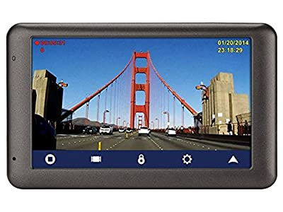 "Magellan RoadMate 6230-LM GPS Plus Dashcam, 5"" (Certified Refurbished)"