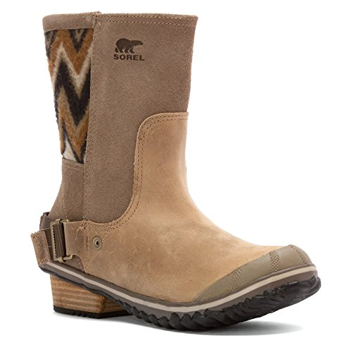 Pebble Sorel Boot SlimShortie Silver Sage Women's ZAfwqt