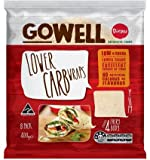 Gowell Lower Carb Wrap 8 Pack X 12