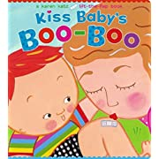 Kiss Baby's Boo-Boo: A Karen Katz Lift-the-Flap Book (Karen Katz Lift-the-Flap Books)