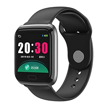Amazon.com: Taimot Smart Watch,Bluetooth Smartwatch Touch ...