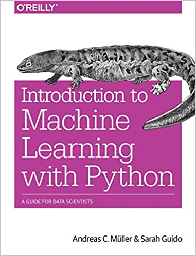 Introduction To Machine Learning With Python Pdf Muller