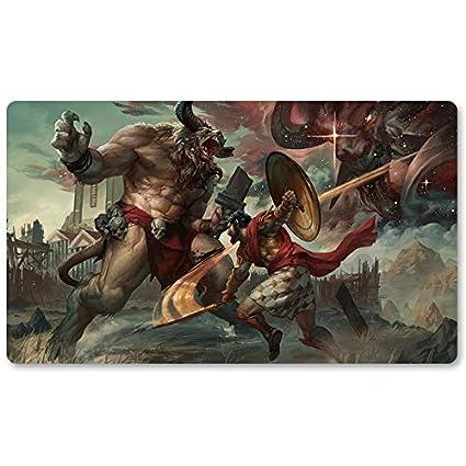 Alfombrilla de juego para juegos de mesa Anax Duels The Rageblood ...