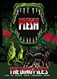 Flesh: The Dino Files. Authors, Pat Mills, Geoffrey Miller