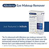 Albolene Eye Makeup Remover | Remove Makeup Without Burning or Irritation | Takes Off Waterproof Mascara | Contact Lens Safe | 0.85 Ounce