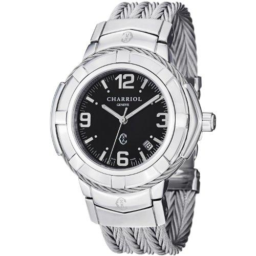Celtic Womens Watch - Charriol Celtic Women's Watch CE438S.650.003