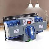 TFCFL 50/60HZ AC400V 63A 4P 2 Power Automatic Transfer Switch ATS CB Level M6 AC-33iB