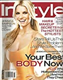 InStyle November 2007 (Jessica Simpson; Your Best Body Now! Hair & Makeup secrets)